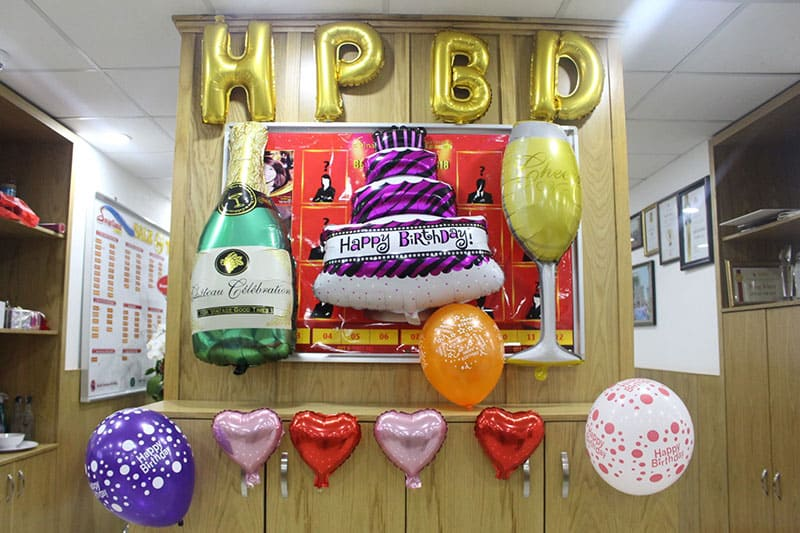 Sinh nhật soái ca Big Boss công ty Smartrealtors