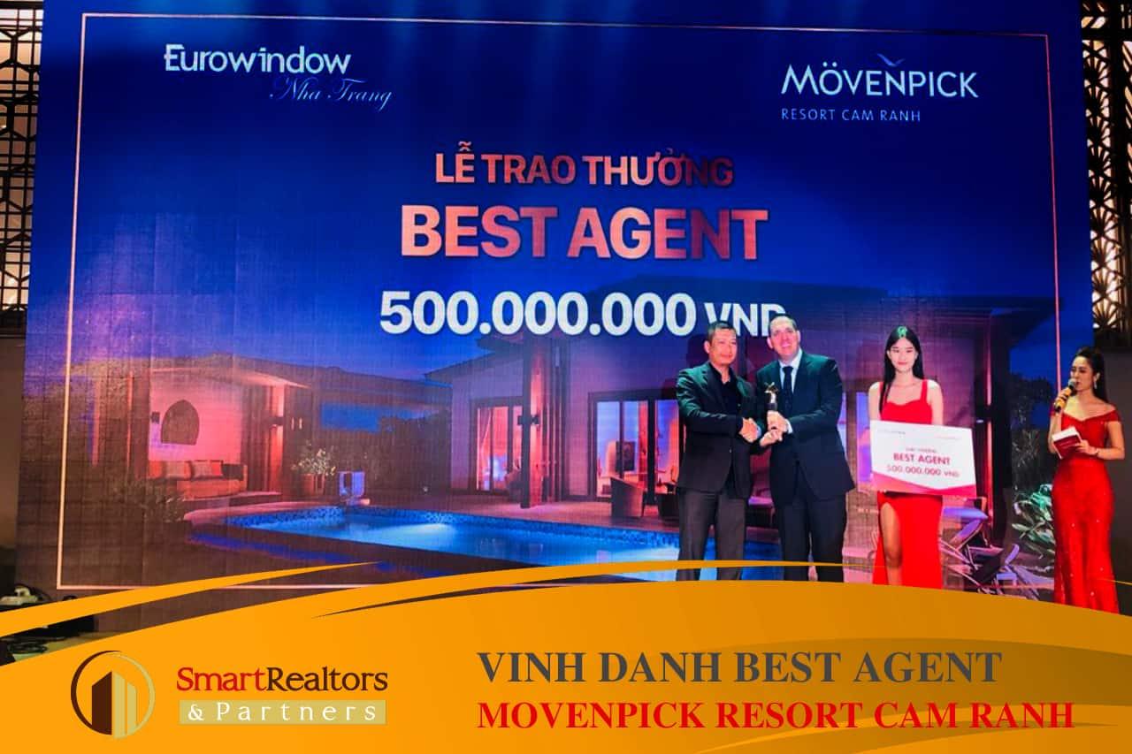 """Phía sau danh hiệu """" Best Agent"""" đại lý bán hàng xuất sắc nhất của Smartrealtors and Partners"""