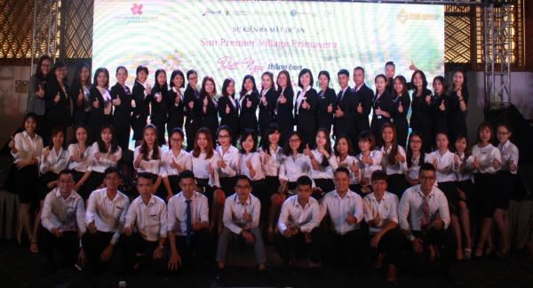 SmartRealtors & Partners dự lễ ra mắt Sun Premier Village Primavera