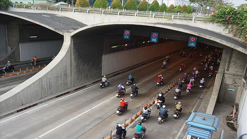 Đường hầm sông Sài Gòn (hầm Thủ Thiêm)