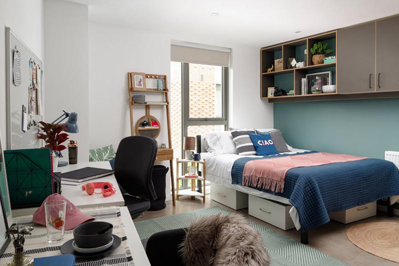 Các căn hộ Studio cần được dọn dẹp một cách thường xuyên để tránh tình trạng rối mắt, rườm rà, bừa bộn.