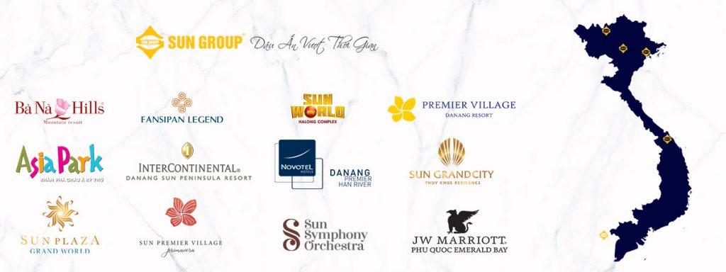 Chủ đầu tư Sun Grand City Nam Phú Quốc - Tập đoàn Sun Group là CĐT tiên phong với các sự án đẳng cấp quốc tế