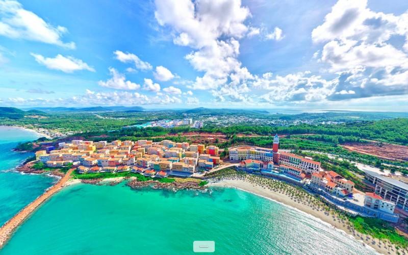 Sun Premier Village Primavera: Sắc Ý đậm nét giữa Nam đảo ngọc