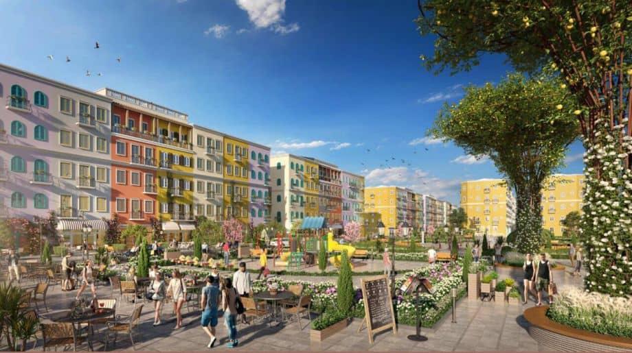 Khu đô thị đảo 35ha Sun Grand City New An Thới sầm uất, văn minh trong tương lai