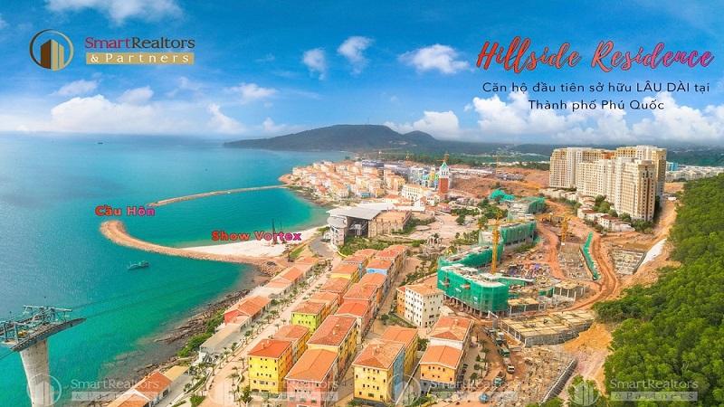 """Vì sao căn hộ sở hữu lâu dài Hillside Địa Trung Hải Phú Quốc trở thành """"hàng hiếm"""""""