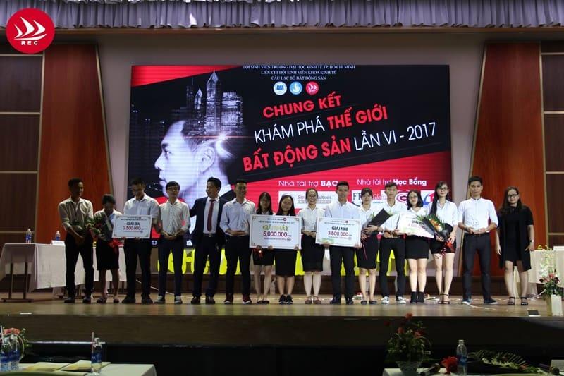 cong ty smartrealtors and partners nha tai tro chinh cho cuoc thi kham pha the gioi bat dong san cua truong dai hoc kinh te
