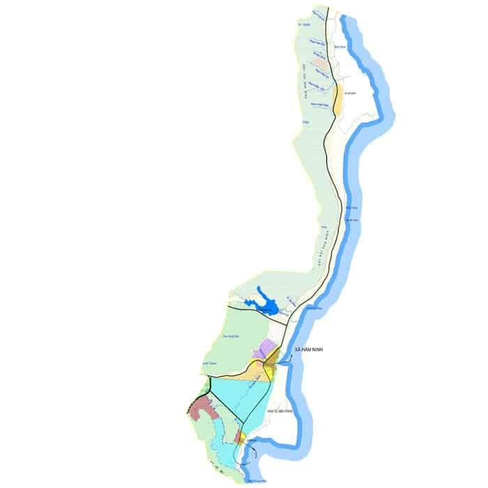 Định hướng quy hoạch khu đô thị Hàm Ninh Phú Quốc