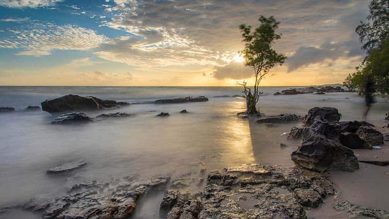 Bãi ông Lang tuyệt đẹp tại xã Cửa Dương Phú Quốc