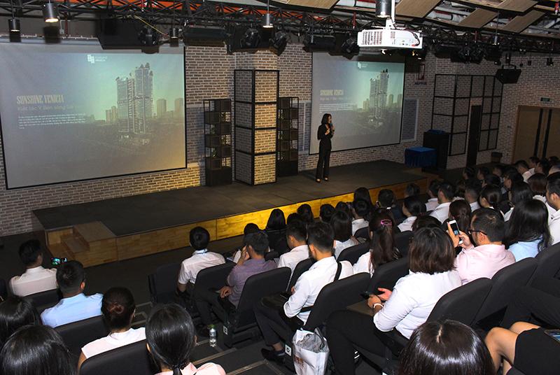 Smartrealtors là đại lý phân phối chiến lược dự án Sunshine Venicia