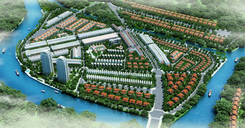 Cần xác định quỹ đất phù hợp để xây dựng khu vực nhà ở.