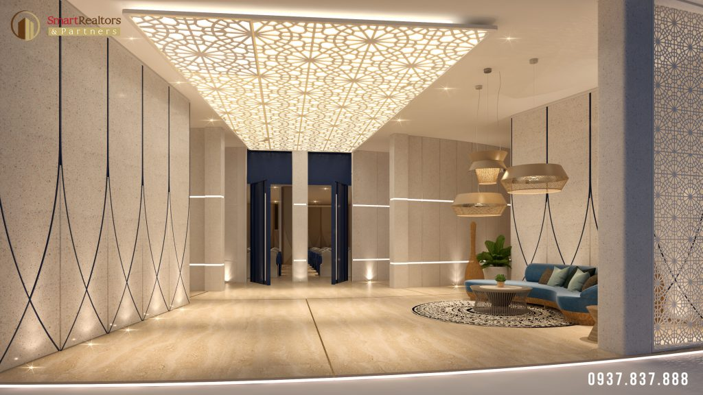 Hình ảnh phối cảnh dự kiến Cam Ranh Bay Hotel & Resort