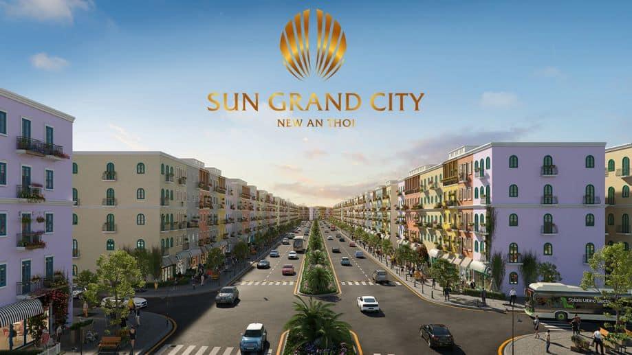 Nhà phố Sun Grand City New An Thoi là nơi kiến tạo chuẩn mực sống mới, tạo dựng hình hài đô thị hiện đại Nam đảo Phú Quốc