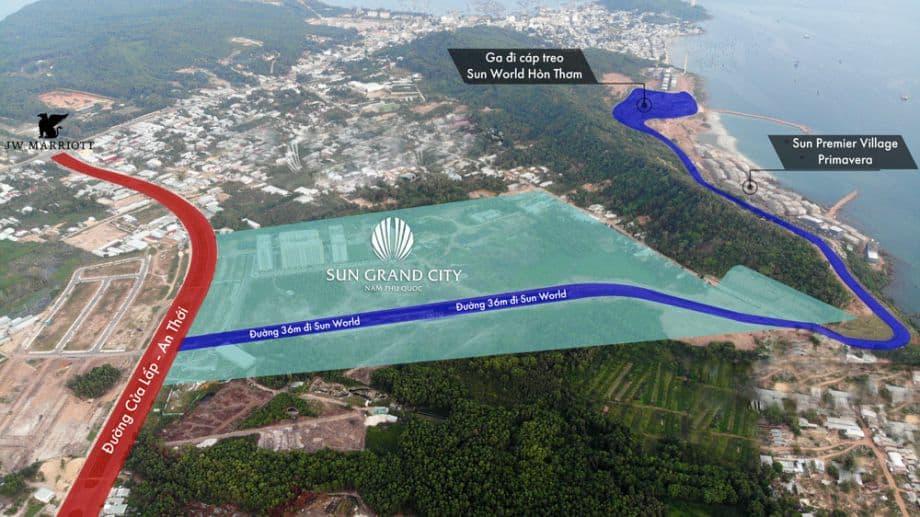 Sun Grand City New An Thới là dự án đang làm mưa làm gió tại thị trường Nam đảo