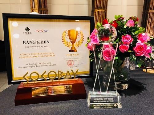 smartrealtors and partners ban hang nghin san pham cho sun group cocobay