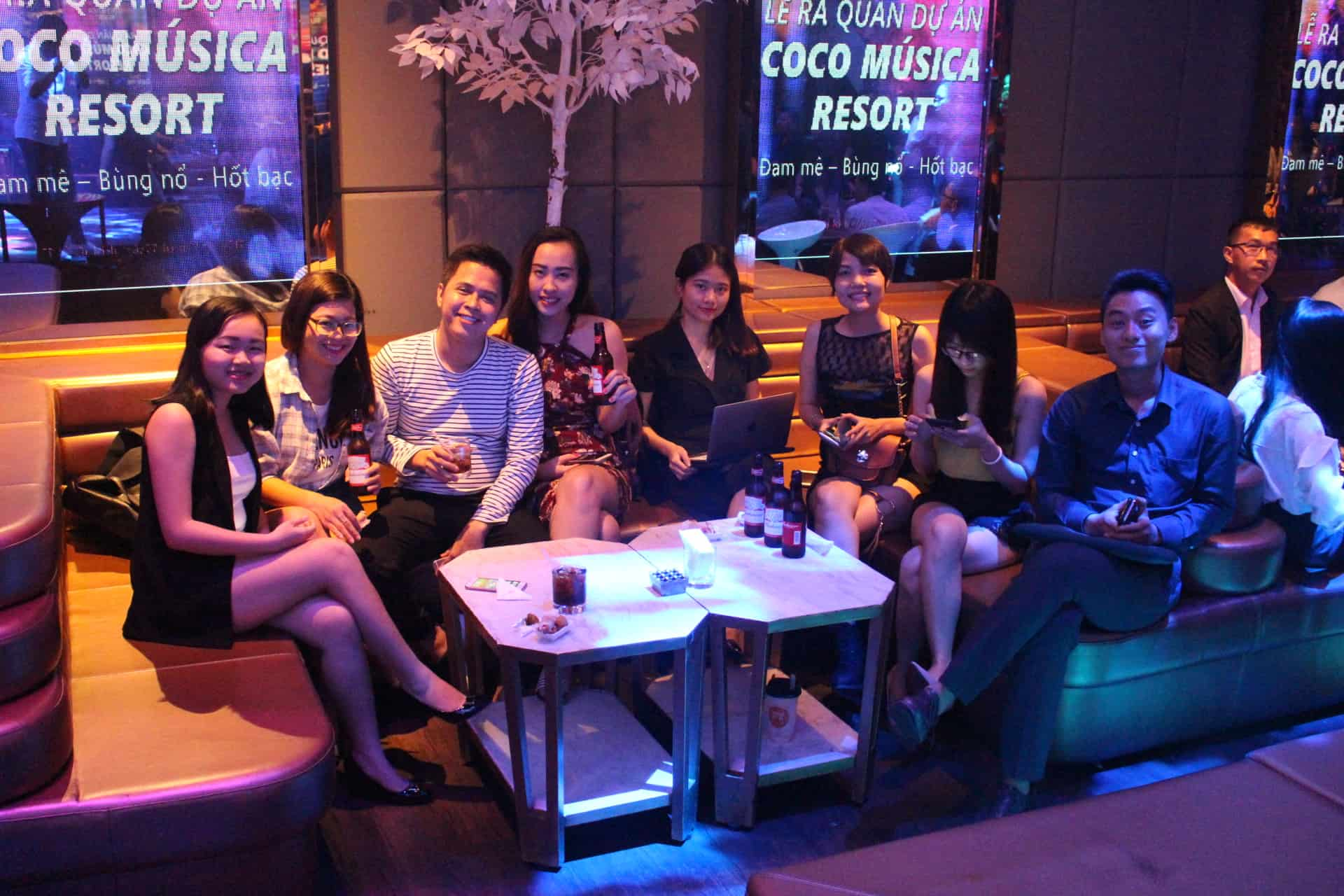 smartrealtors and partners tham gia le ra mat du an coco musica resort quay that sung – bung suc ban – don tet ung dung 10