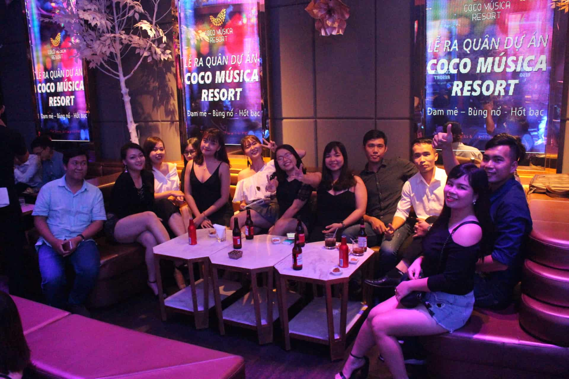 smartrealtors and partners tham gia le ra mat du an coco musica resort quay that sung – bung suc ban – don tet ung dung 7