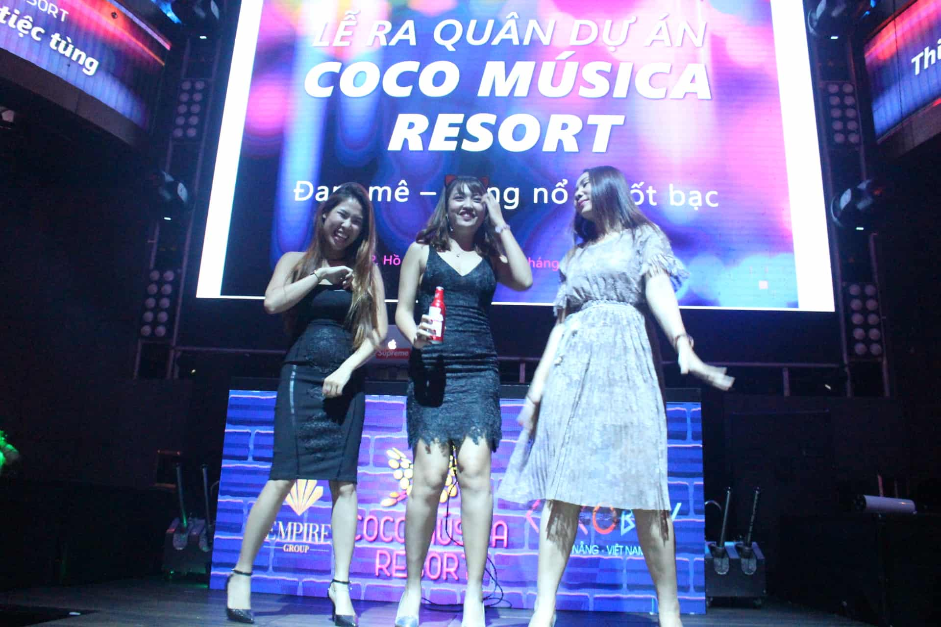 smartrealtors and partners tham gia le ra mat du an coco musica resort quay that sung – bung suc ban – don tet ung dung 8