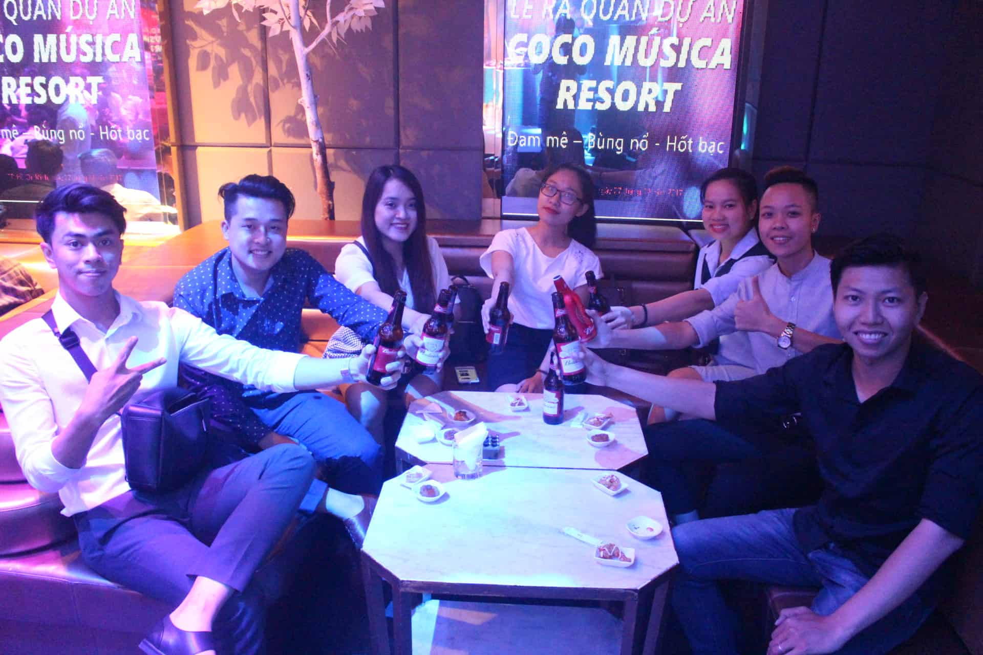 smartrealtors and partners tham gia le ra mat du an coco musica resort quay that sung – bung suc ban – don tet ung dung 9