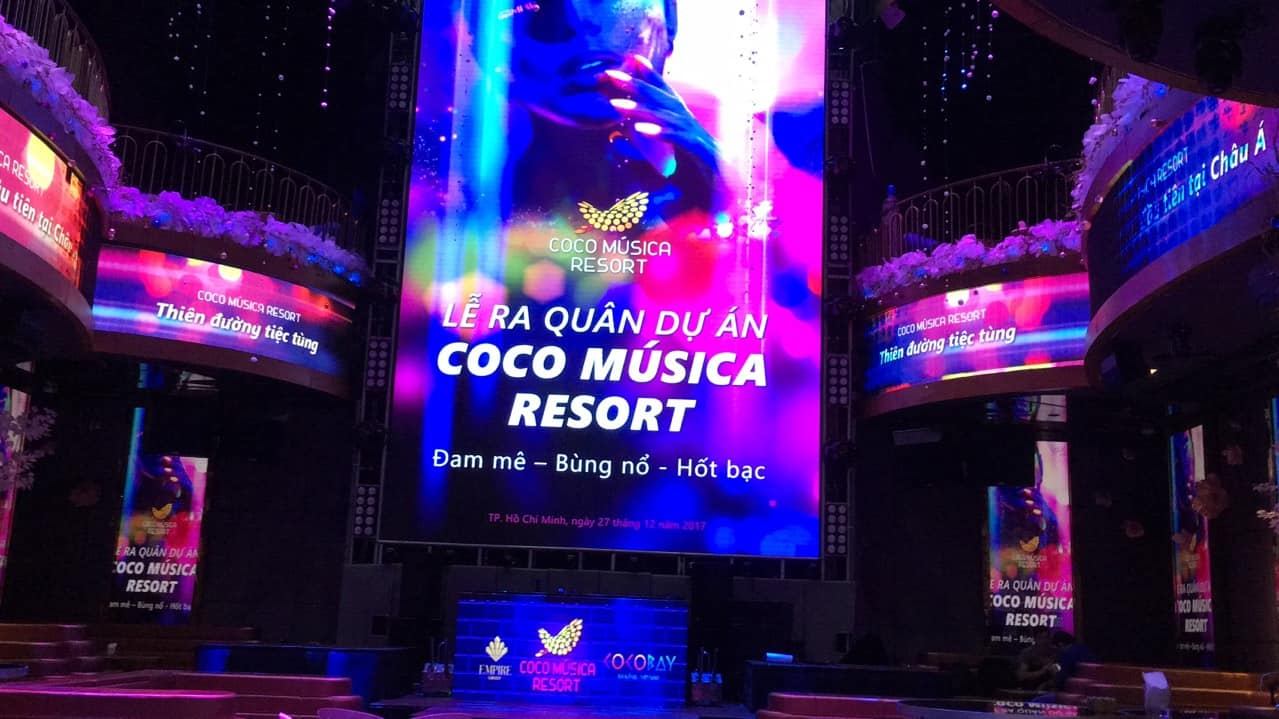 smartrealtors and partners tham gia le ra mat du an coco musica resort quay that sung – bung suc ban – don tet ung dung