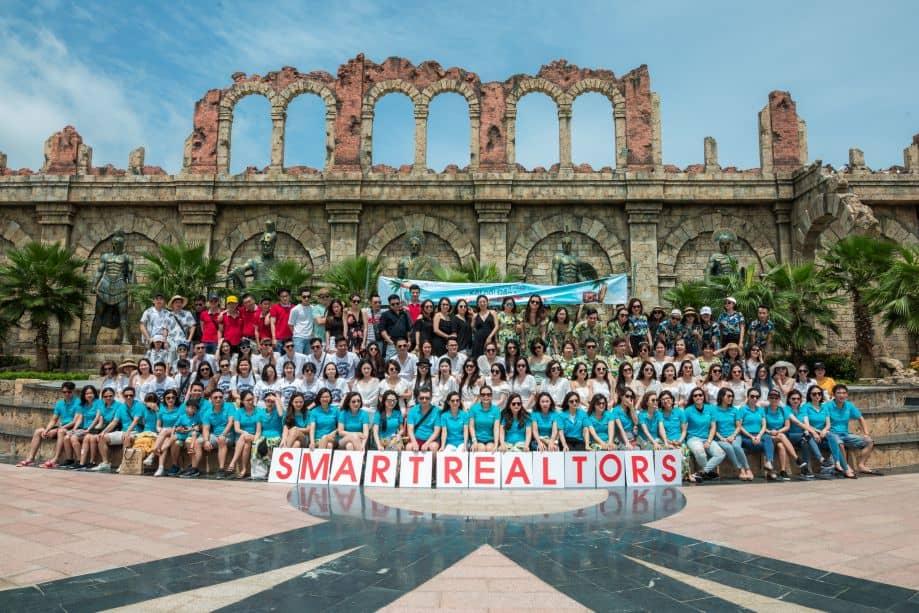 Team Building 2019 của Smartrealtors & Partners tại Premier Residences Phu Quoc Emerald Bay