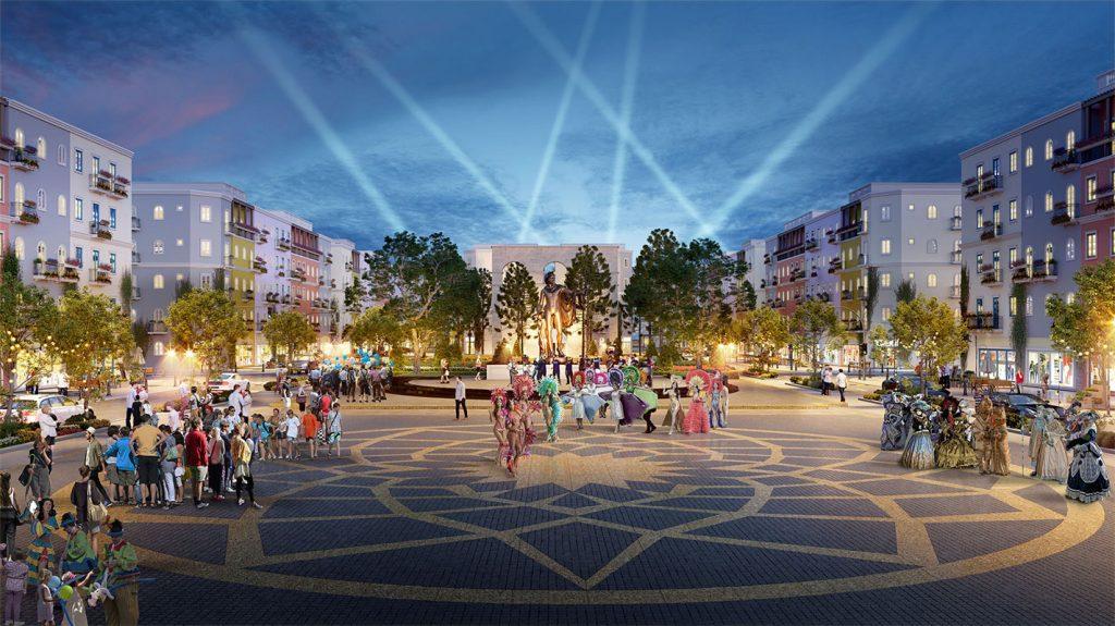 Các tiện ích nội khu dự án Sun Grand City New An Thoi