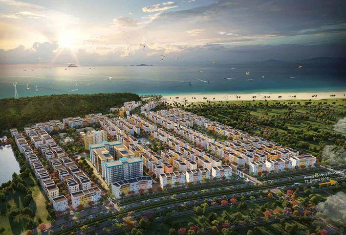 Phối cảnh tổng thể dự án Sun Grand City New An Thoi – Phú Quốc