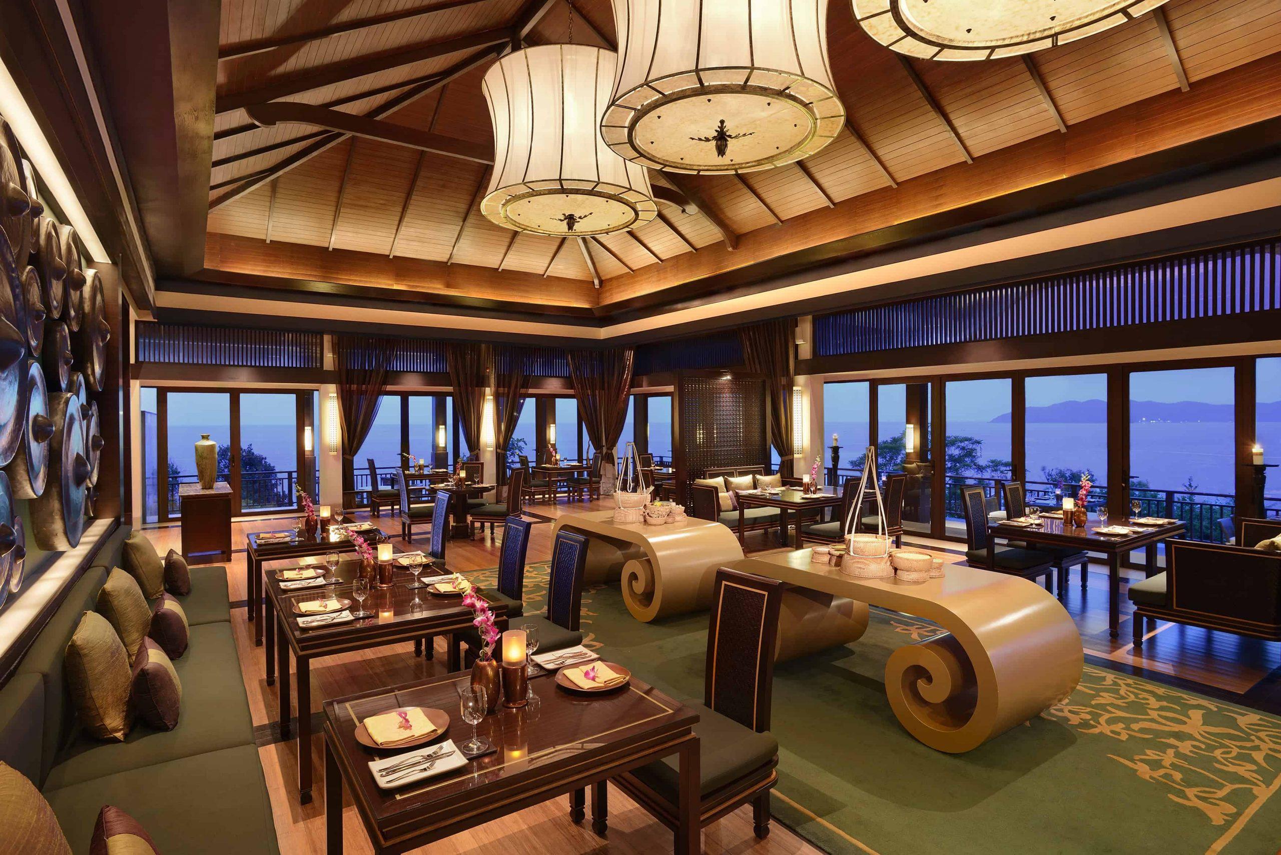 Nhà hàng Saffron Lăng Cô chứa đựng tinh hoa ẩm thực Thái