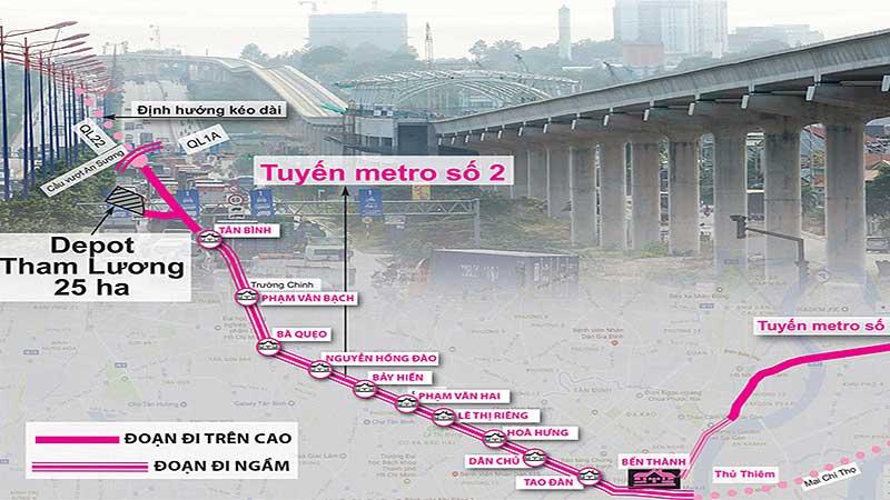 tuyen metro so 2
