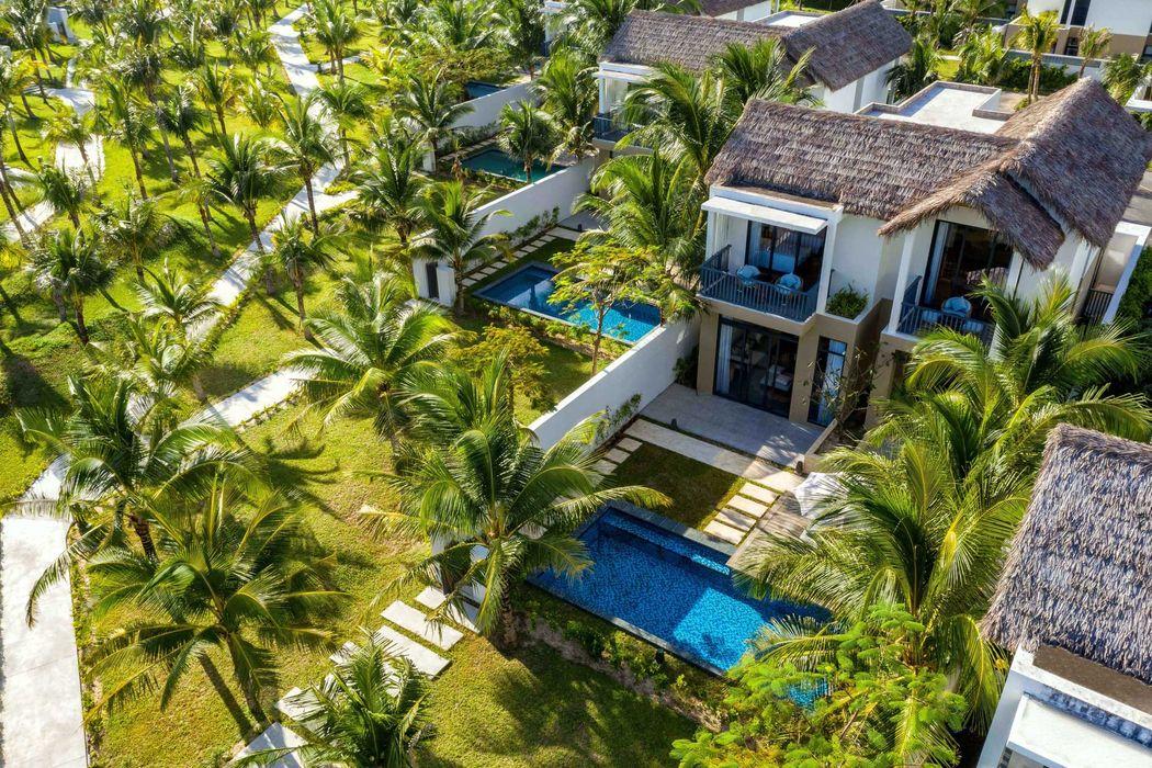 Kiệt tác biệt thự New World Phu Quoc Resort vận hành từ quý II/2021