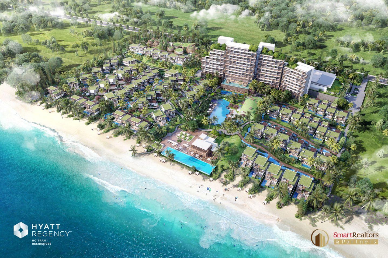 Hyatt Regency Hồ Tràm Residences