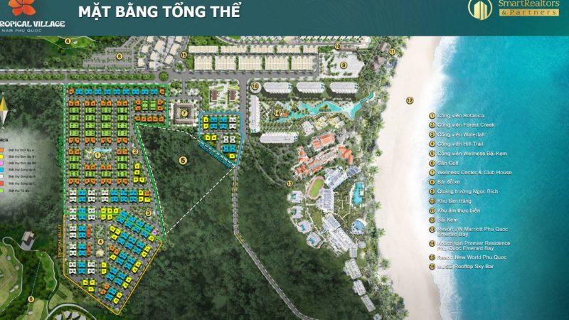 Bật mí 5 công viên chủ đề của biệt thự làng nhiệt đới