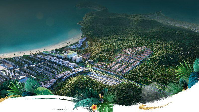 """Phú Quốc tiếp tục """"gọi tên"""" second home phong cách nhiệt đới"""