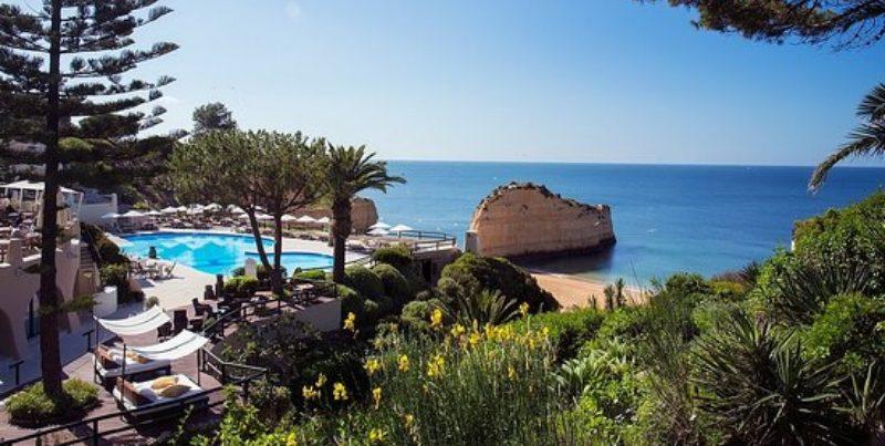 Bầu không khí thoáng đãng của Vilalara Thalassa Resort, Algarve, Bồ Đào Nhathích hợp để cai thuốc lá, giải tỏa căng thẳng
