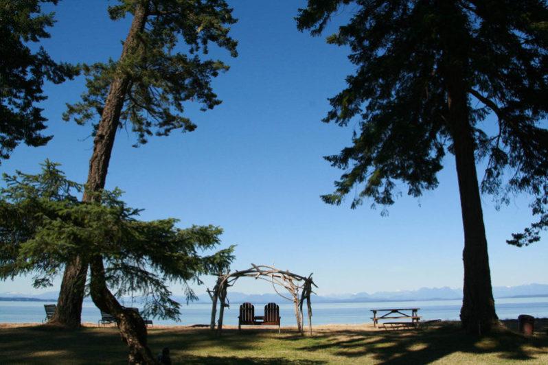 Fresh Start Retreat, Vancouver Island- địa điểm thích hợp để cai thuốc lá