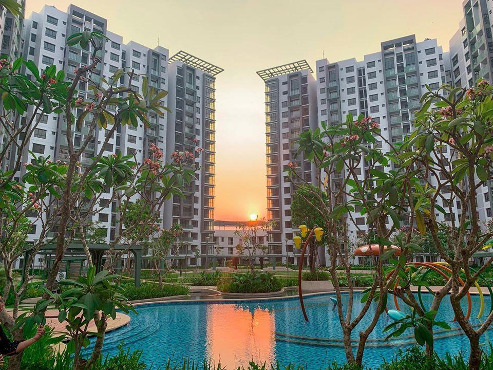 Emerald Celadon City – dự án nổi bật được thiết kế đơn vị thiết kế cảnh quan Tropical Village Phú Quốc– Land Sculptor Studio