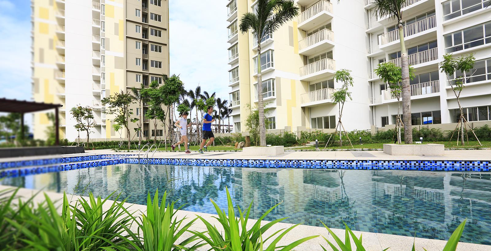 The Canary Plaza – dự án nổi bật được thiết kế đơn vị thiết kế cảnh quan Tropical Village Phú Quốc – Land Sculptor Studio