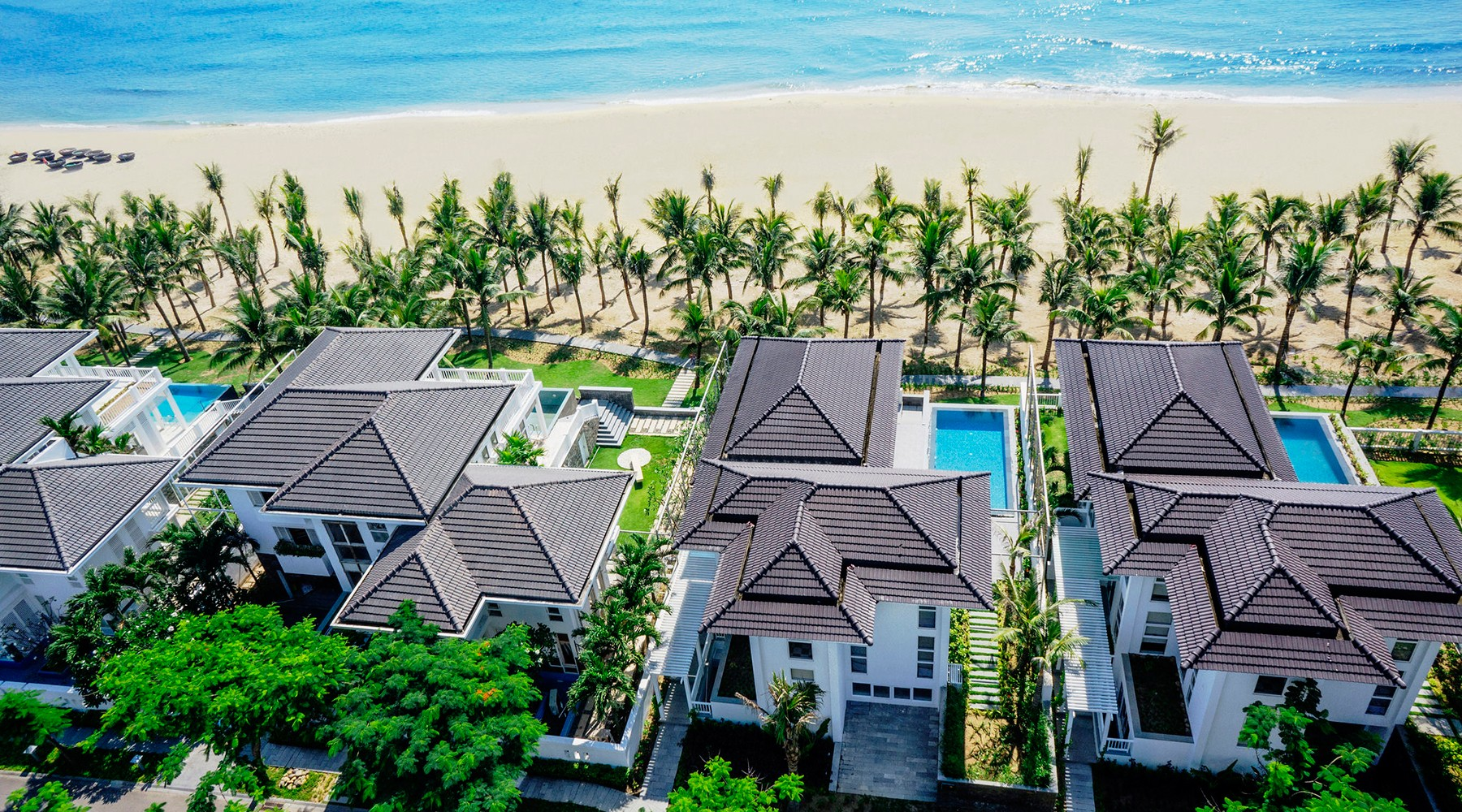 Phối cảnh Premier Village Đà nẵng