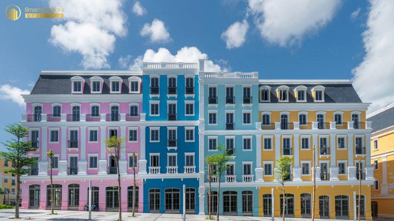 Shophouse Bai Kem MelodiaBoutique - Vị trí đón đầu quần thể tỉ đô Sun Group