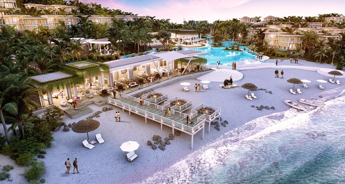Dự án biệt thự view biển Sun Premier Village Phu Quoc Resort