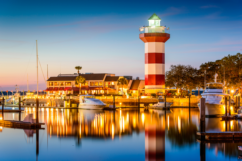 Vẻ đẹp thơ mộng của Hilton Head Head, South Carolina
