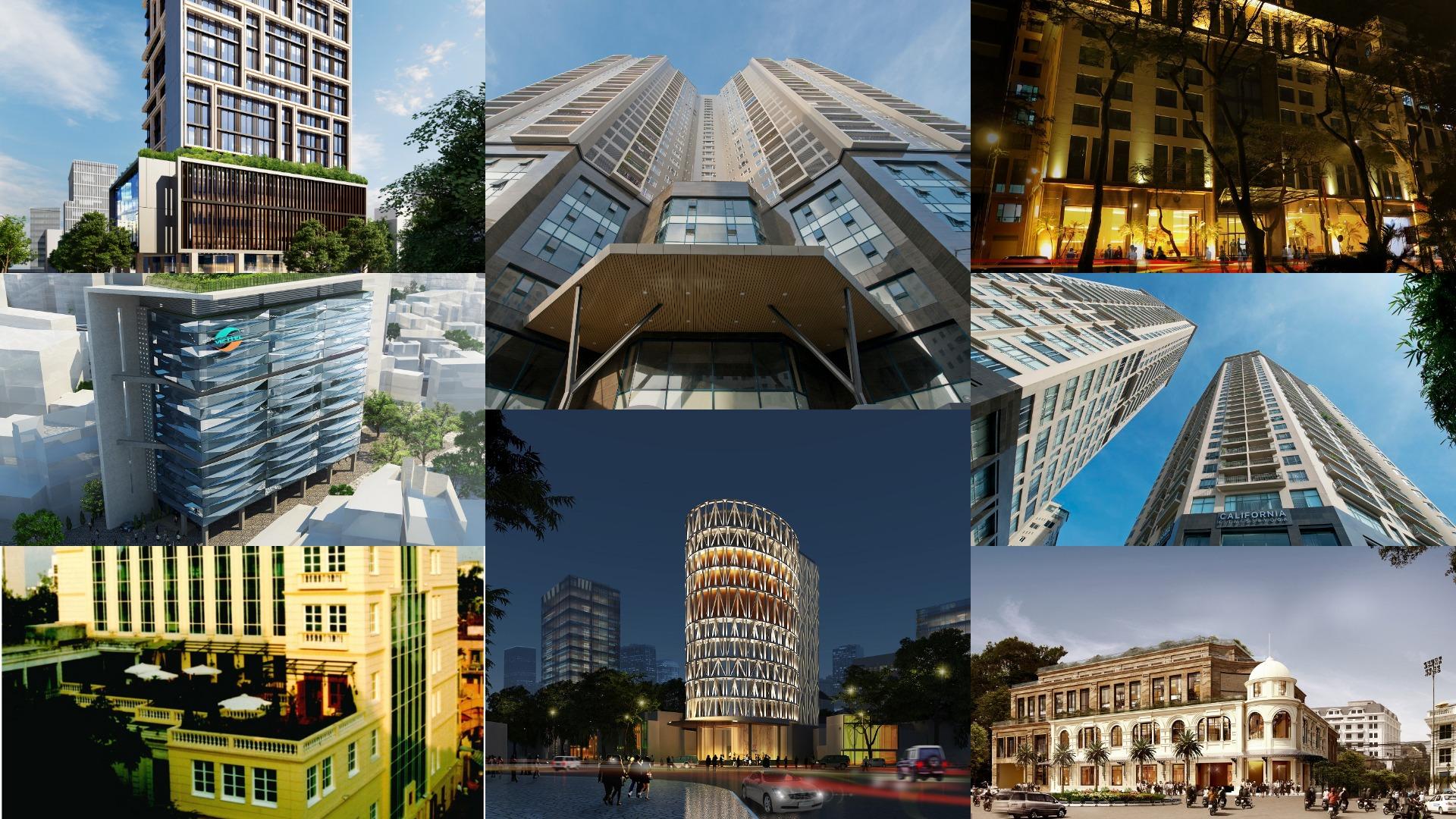 Các dự án thành công của TT - AS - Đơn vị thiết kế kiến trúc cho Villa Tropical Village