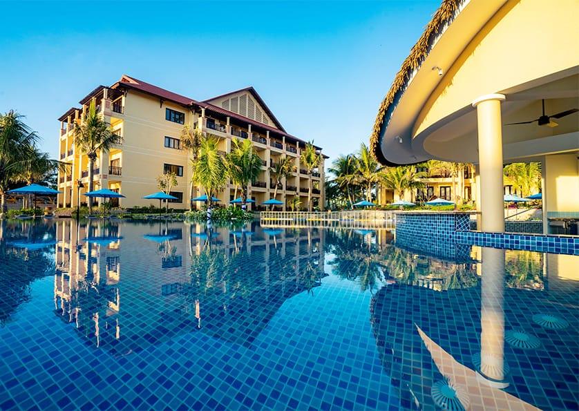 Pandanus Resort Mui Ne phoi canh
