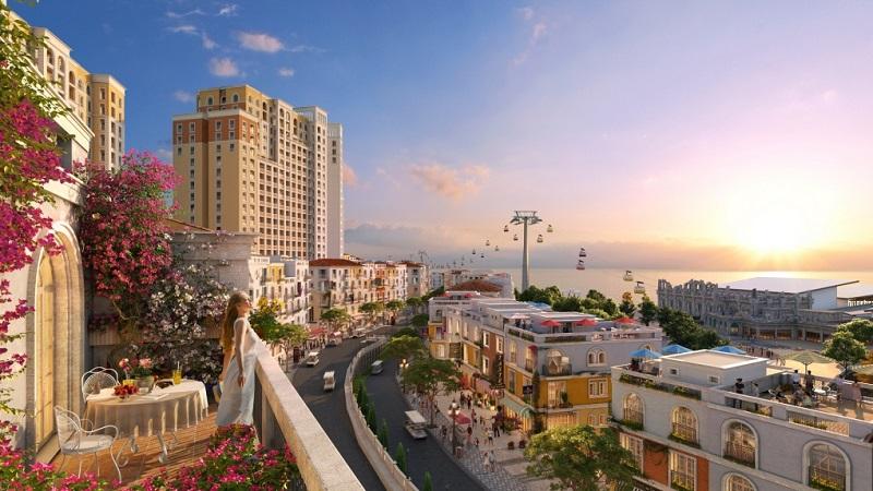 Các thương hiệu khách sạn, F&B đổ bộ Shop The Center