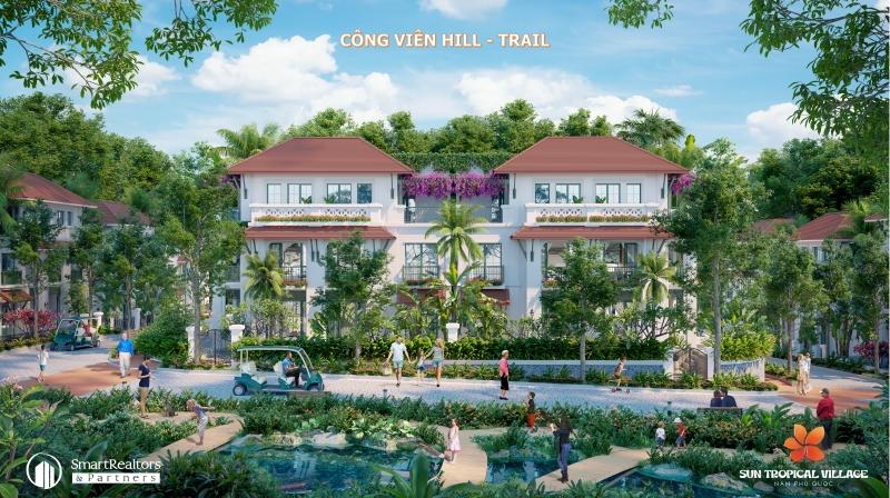 """""""Ốc đảo"""" nhiệt đới mang tên Sun Tropical Village chinh phục giới thượng lưu."""