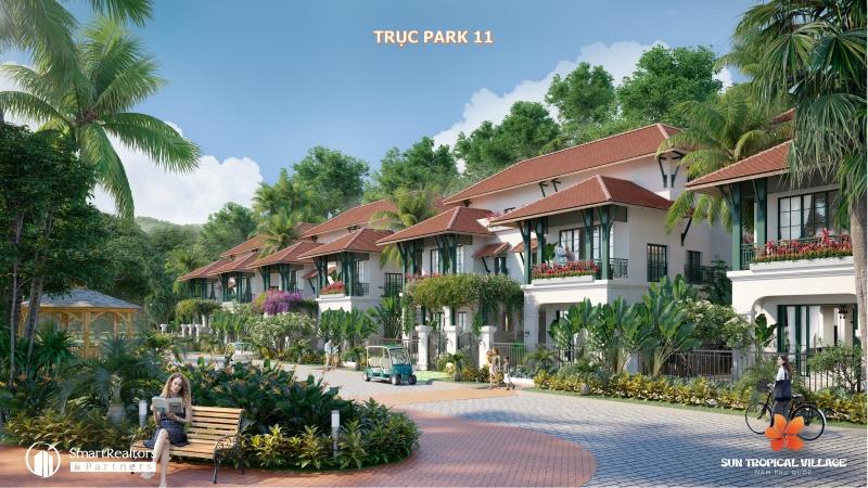 Biệt thự nhiệt đới Sun Tropical Village Phú Quốc